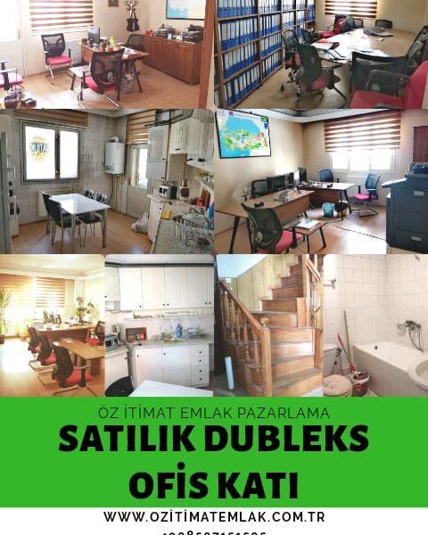SATILIK DUBLEKS OFİS