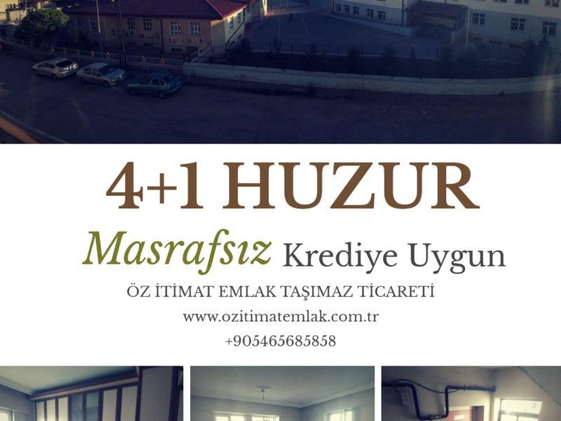 HUZUR MAH.4+1 ARA KAT
